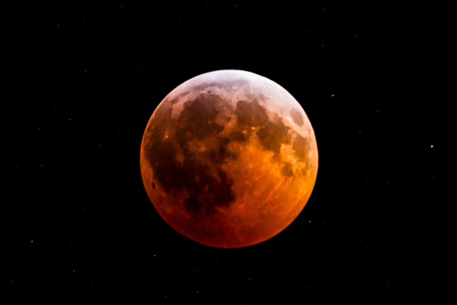 Total Lunar Eclipse - Dec. 2010