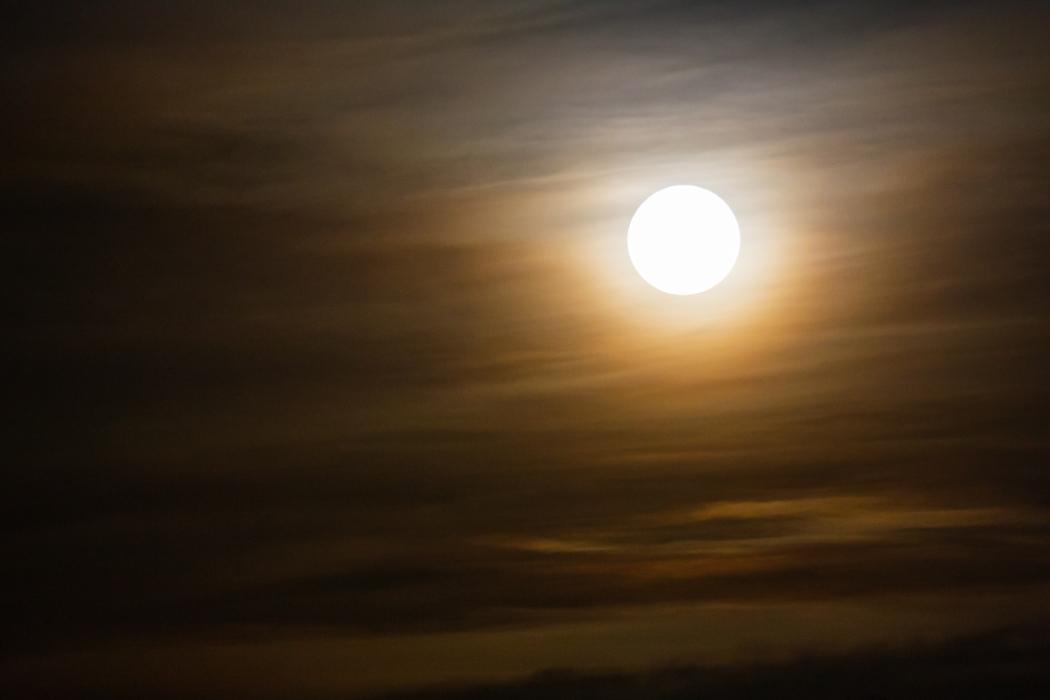 Painted Moonrise