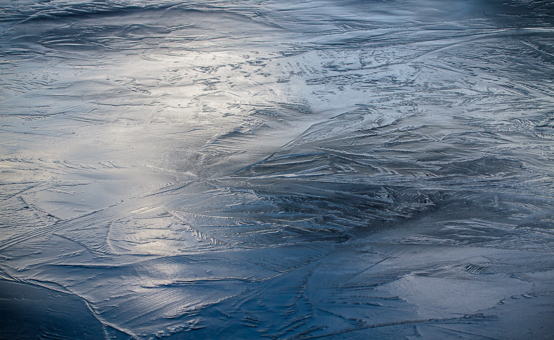 Fractal Ice