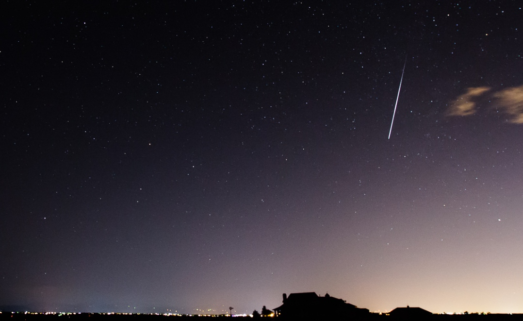 Geminid Meteor Shower 2012 (1 of 5)