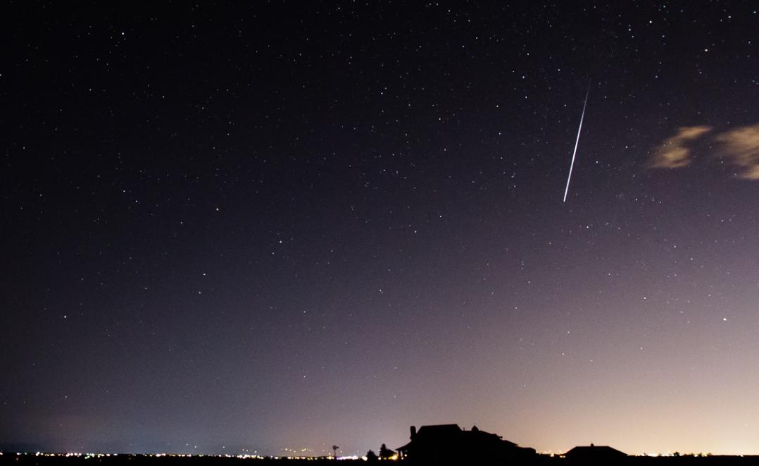 Geminid Meteor Shower 2012 (1 of 5)