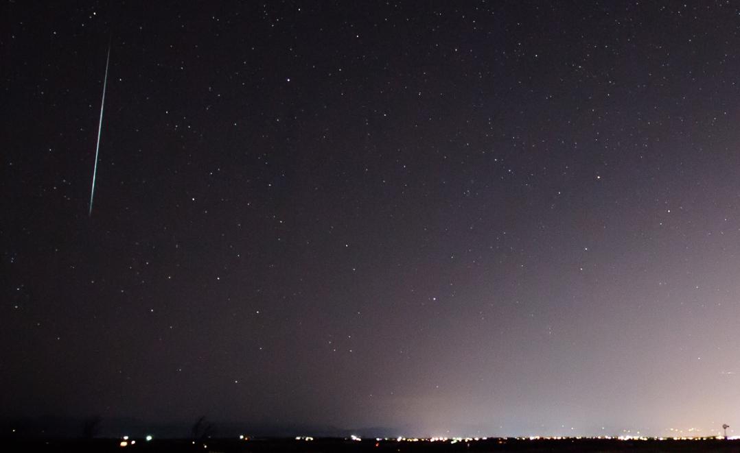 Geminid Meteor Shower 2012 (2 of 5)