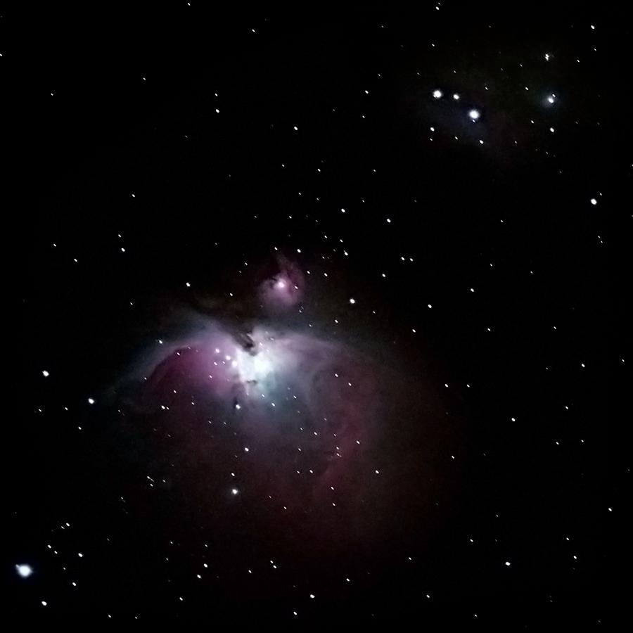 how big is orion nebula - photo #3
