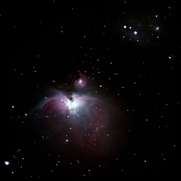 Orion Nebula, M42 & M43
