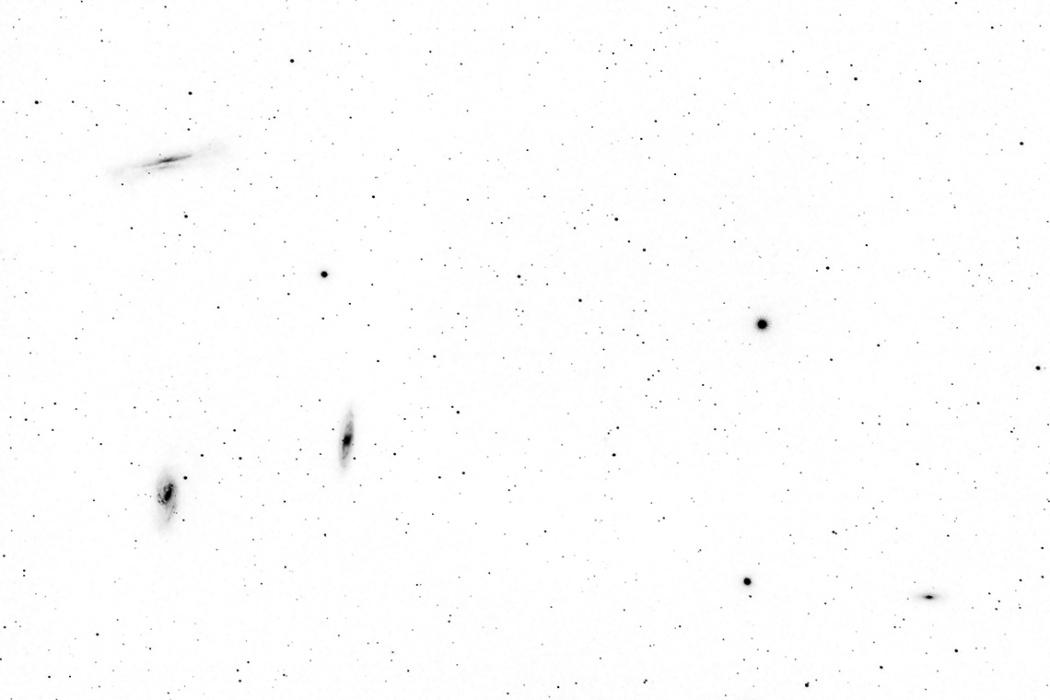 Leo Triplet (NGC3628, M65, M6 & NGC3593) - Leo