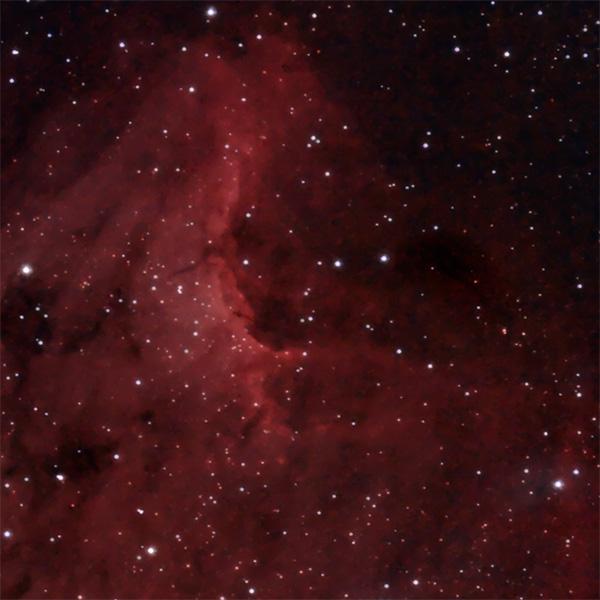 Nebula IC5070