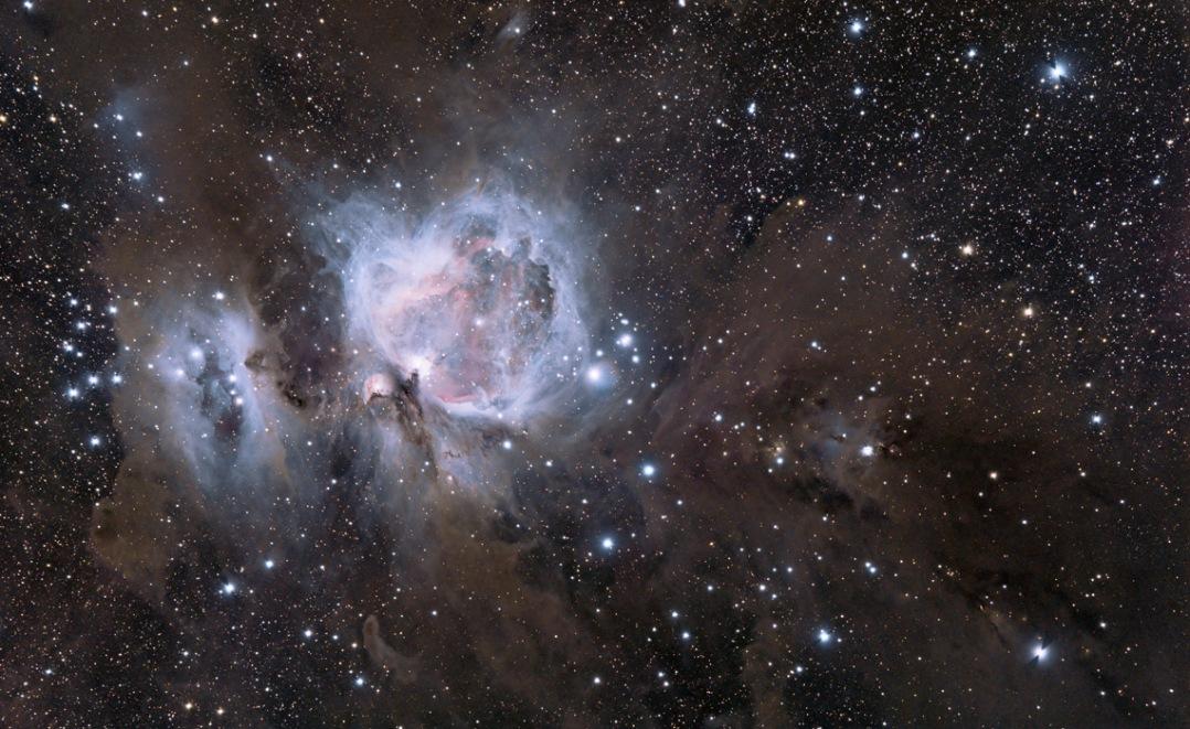 Orion's Sword Wide Field - Blog