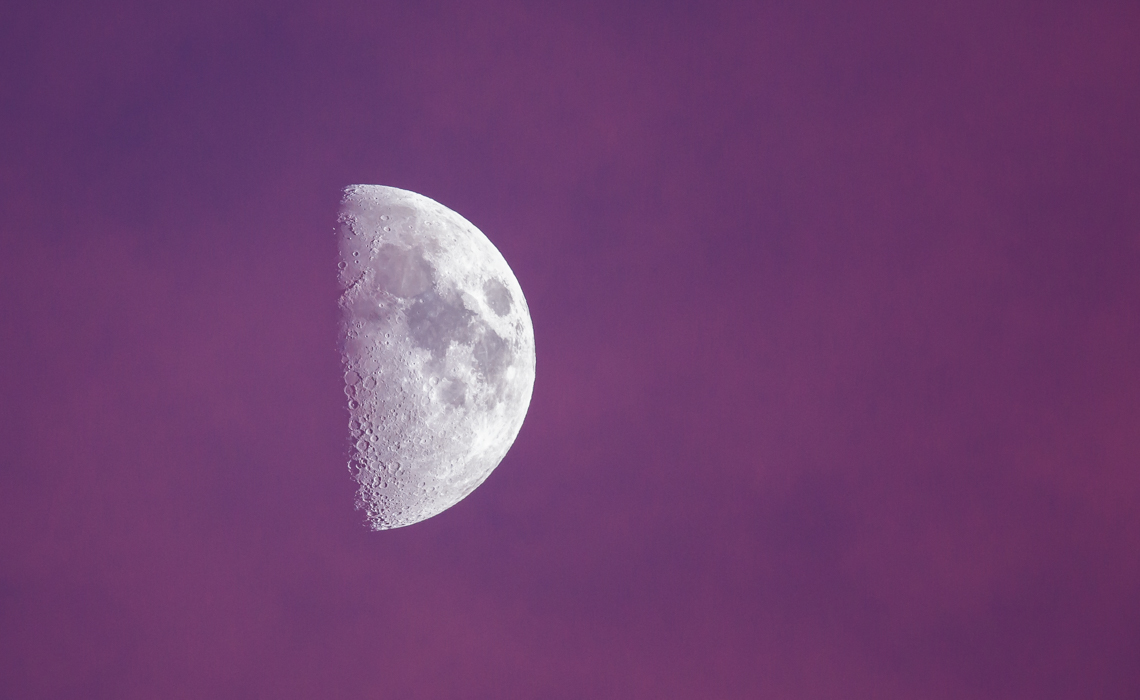 Purple Sky Moon-1
