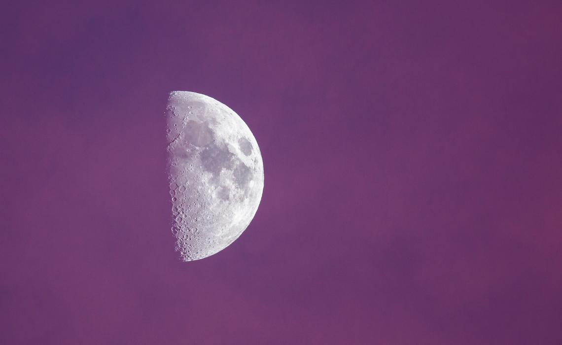 Purple Sky Moon-1