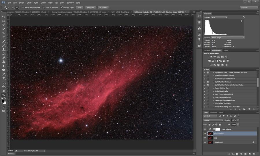 Astro-Photoshop