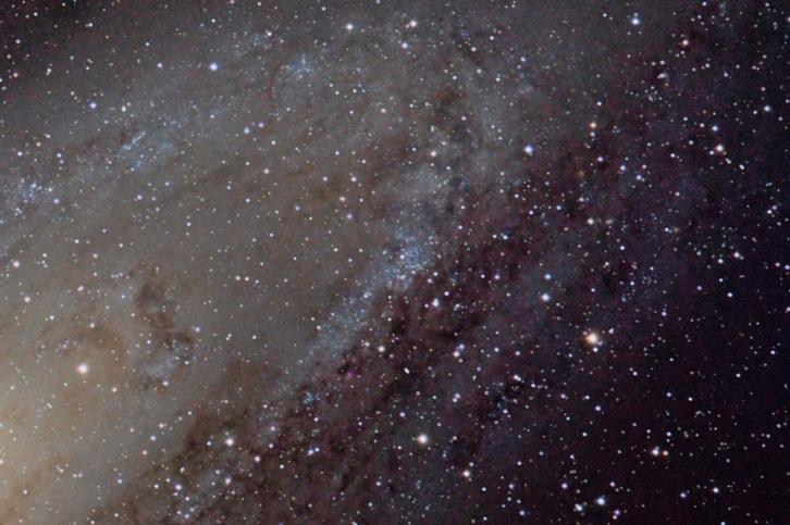 M31 Close Up 1
