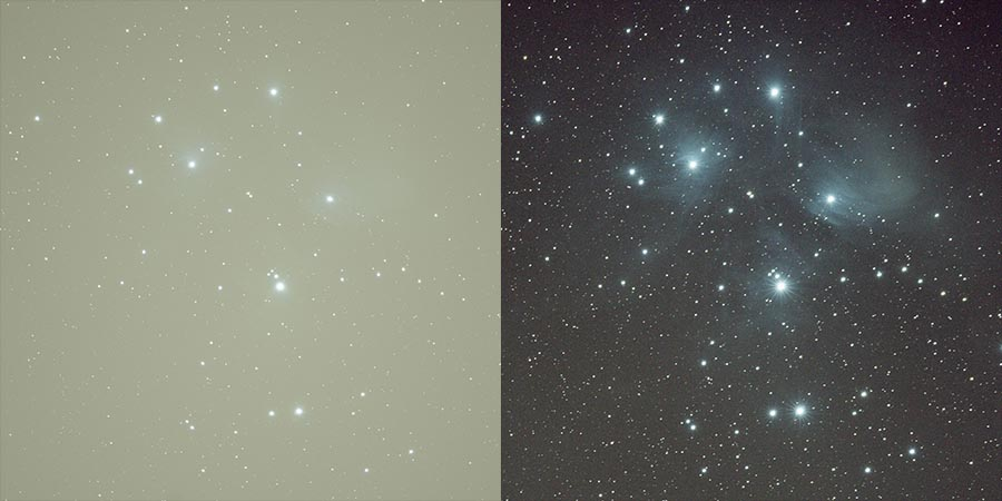 Astrophotography Basics: SNR | Nature Photography